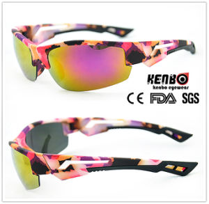 Best Selling Fashion Sports Sunglasses UV400 CE FDA Ks-Lx9977 pictures & photos