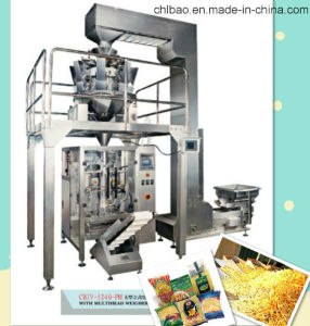Full Automatic Vertical Snacks Packing Machine (CB-5240PM)