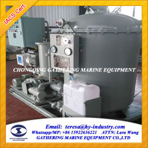 2.5m3/H Imo Marine Oily Water Separator Manufacturer pictures & photos