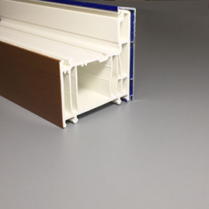 Film Coated Profile with Laminated PVC Profiles pictures & photos