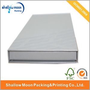 2017 Famous Custom Sliver Book Style Packing Box (QY150003) pictures & photos