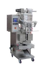 Food Sanitary Stainless Steel Semi Fluid Bag Filling and Sealing Machine pictures & photos