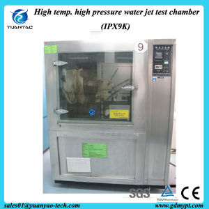 ISO 16750 Ipx9k High Temperature High Pressure Water Jet Test Chamber pictures & photos