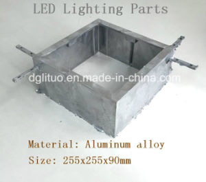 Aluminium Alloy Die Casting LED Lighting Housing Body Parts pictures & photos