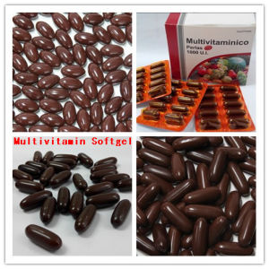 Multivitamins & Minerals Multivitamin Softgel Capsules pictures & photos