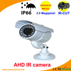 50m IR Weatherproof 2.0 Megapixel Ahd Camera pictures & photos