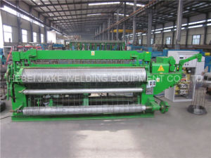 Full Automatic Electric Welded Mesh Machine pictures & photos
