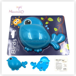 Bathroom Accessories Kids Animal Toothbrush Holder with Sucker (bird-shaped) pictures & photos