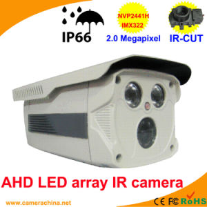 60m LED Array IR 2.0 Megapixel Ahd Camera pictures & photos
