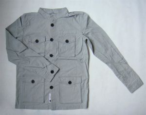 100% Cotton Casual Coat/ Jacket for Men