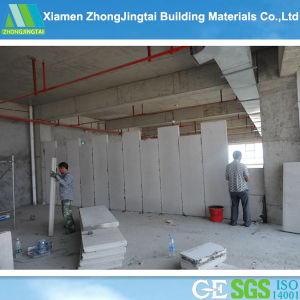 Hot Sale Lightweight Fireproof SIP Structural Insulated Interior Wall Panel pictures & photos