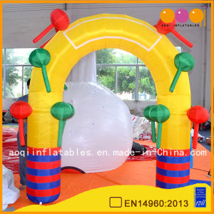 Lollipop Inflatable Arch for Different Commercial Event (AQ5324) pictures & photos