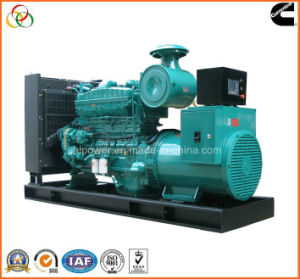 220kw/275kVA Electric Alternator Diesel Fuel Power Generator Sets with Cummins Engine 6ltaa8.9-G2