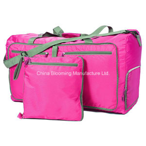 Waterproof Nylon Shoulder Outdoor Sports Travel Duffel Fitness Gym Bag pictures & photos