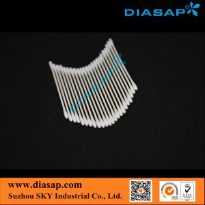 Disposable Cleanroom Cotton Swab for Cleaning Precise Parts with RoHS pictures & photos