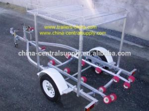 Facotry Made 4.6m Jet Ski Trailer for Sale CT0065c pictures & photos