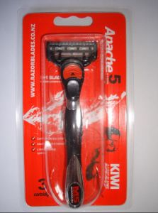 Asr Five Blade System Razor (KD-6010L) pictures & photos