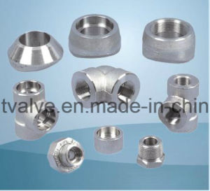 Forged Steel High Pressure Sw/Threaded Union pictures & photos
