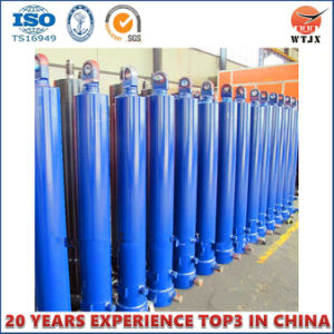 Hot Sale Dump Truck Multistage Hydraulic Cylinder of China pictures & photos