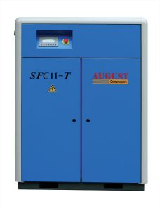 11kw/15HP Variable Frequency Screw Air Compressor pictures & photos