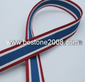 Factory High Quality Polyester Ribbon 1603-57A pictures & photos