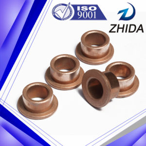 Step Type Bronze Sintered Oil Bearing with ISO Certificates
