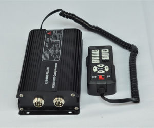 24V Police Truck Car Siren with 100W Slim Speaker (CJB-100RD-A) pictures & photos
