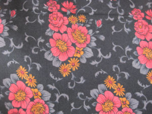 Oxford 600d Flowers Printing Polyester Fabric (DS1176) pictures & photos