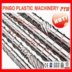 Single Screw Plastic Extruder Screw Barrel pictures & photos