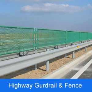 Highway Guardrail and Fence Screen Barrier (HP-FENCE0109) pictures & photos