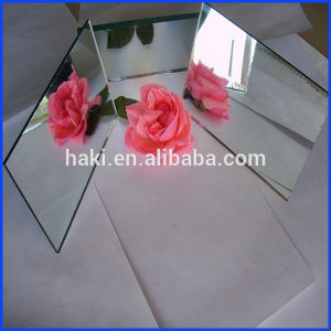 Waterproof Clear Silver Mirror Glass