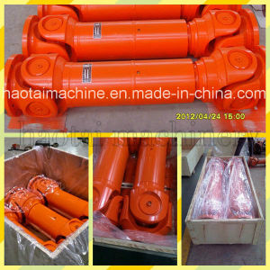 Cardan Joint/Cardan Shaft Coupling/Industrial Cardan Shaft with Ce Certifation pictures & photos