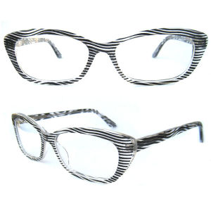 Fashion Speckle Color Optical Frame, Cat Shape Eyewear pictures & photos