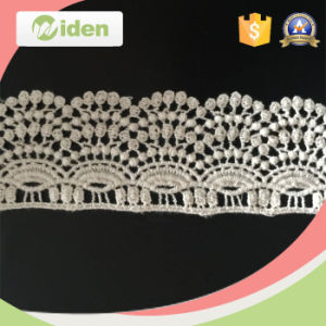 Fantastic Water Soluble Lace, Embroidery Chemical Lace pictures & photos
