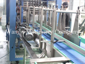 Full Automatic High Speed Wrapping Machine for One Roll Film pictures & photos