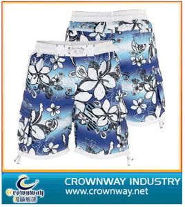 100% Polyester Men′s Board Shorts (CW-B-S-2) pictures & photos