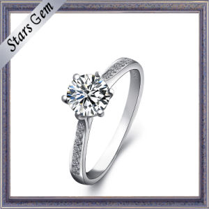 Wholesale Price 925 Silver Female Ring Fashion Jewelry pictures & photos