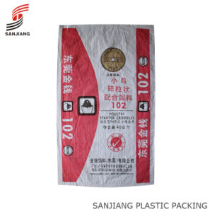 Plastic Bag for Animal Food Bag with Printed pictures & photos
