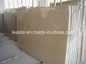 Popular G682 Rusty Yellow Granite, Granite Tiles and Granite Slabs pictures & photos