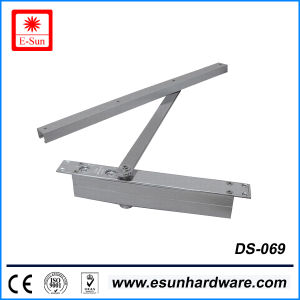 Safety Popular Designs Aluminum Alloy Door Hardwares (DS-069) pictures & photos