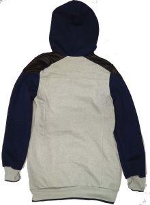 Women′s Spring/Autumn Fleece Zipper Hoody Jacket pictures & photos