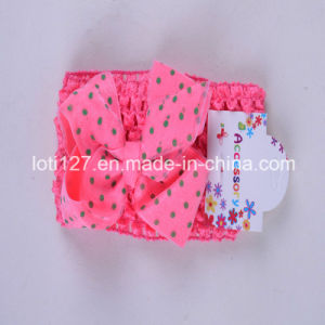 Pink Bowknot Shape, Children Hair Accessories, Hair Dance, Fashion Headband, Tiaras pictures & photos