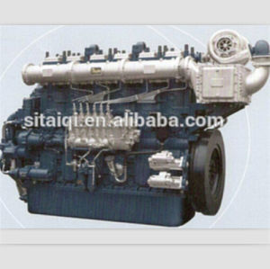 Yuchai Marine Diesel Engine Yc6ca1400L-C20 pictures & photos