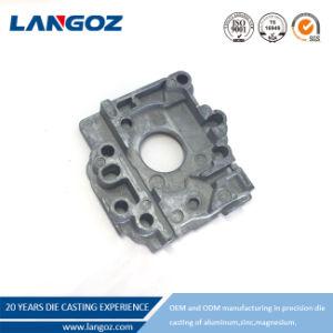 High Pressure Alloy Metal Magnesium Zinc / Zamak Aluminium Die Casting