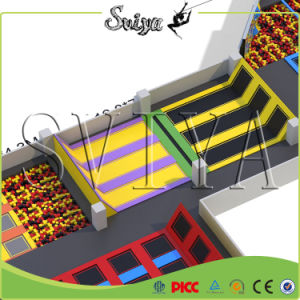 2016 New Style Ce Approved Competition Trampoline for Amusement pictures & photos