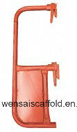 Kwikstage Scaffold End Guard for Swing Gates