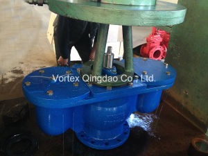 Double Orifice Flange End with Inner Isolation Air Valve pictures & photos