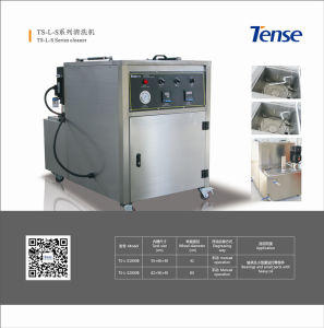 Spray Cleaning Machine with Rotary Basket (TS-L-S1000A) pictures & photos