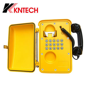 Auto Dial Telephones Knsp-01 Kntech Tunnel Telephones Internet Phone pictures & photos