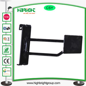 Single Powder Coated Gridwall Display Hook pictures & photos